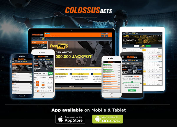 Colossus Bets App