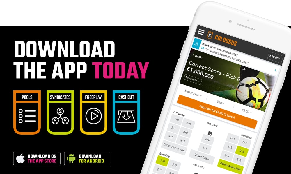 The Colossus Bets App