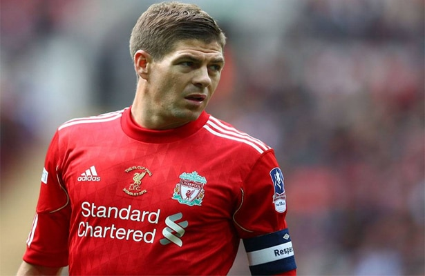 STEVEN GERRARD AND THE ART OF AGEING IN THE EPL