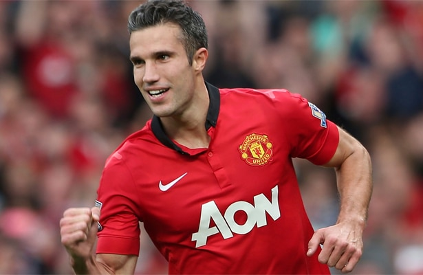 FIRST SUMMER TASK FOR VAN GAAL? SELL VAN PERSIE