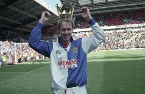 Henning Berg won it twice with 2 different clubs
