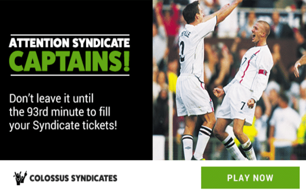 Syndicate Tips