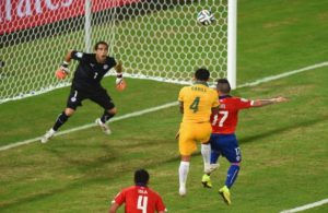 Chile feature in Martin's Pick 8 match previews