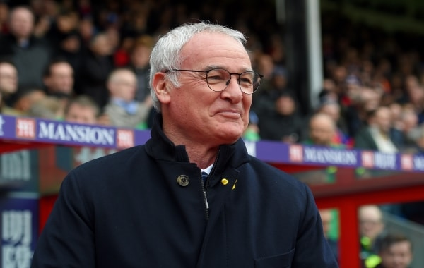 Nantes have appointed Ranieri as manager