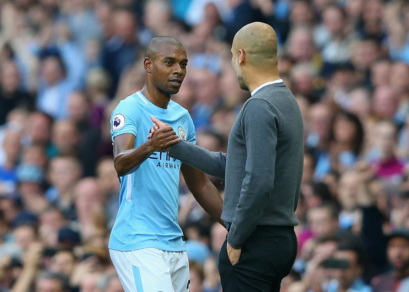 Why Fernandinho is Pep Guardiola's unsung Manchester City hero