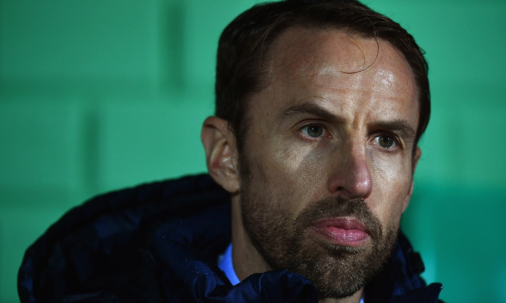Southgate's England have not been easy on the eye
