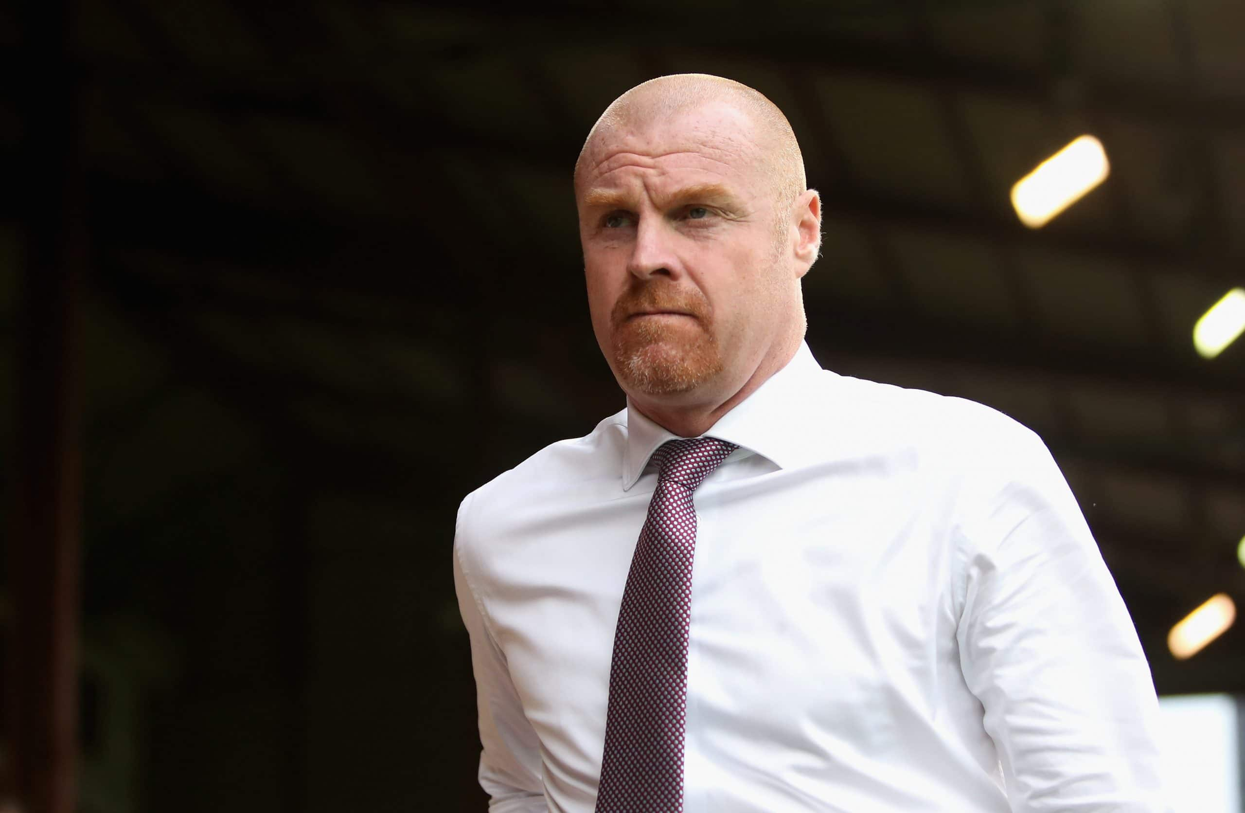 Sean Dyche knows this could be a huge season for his Lancashire side