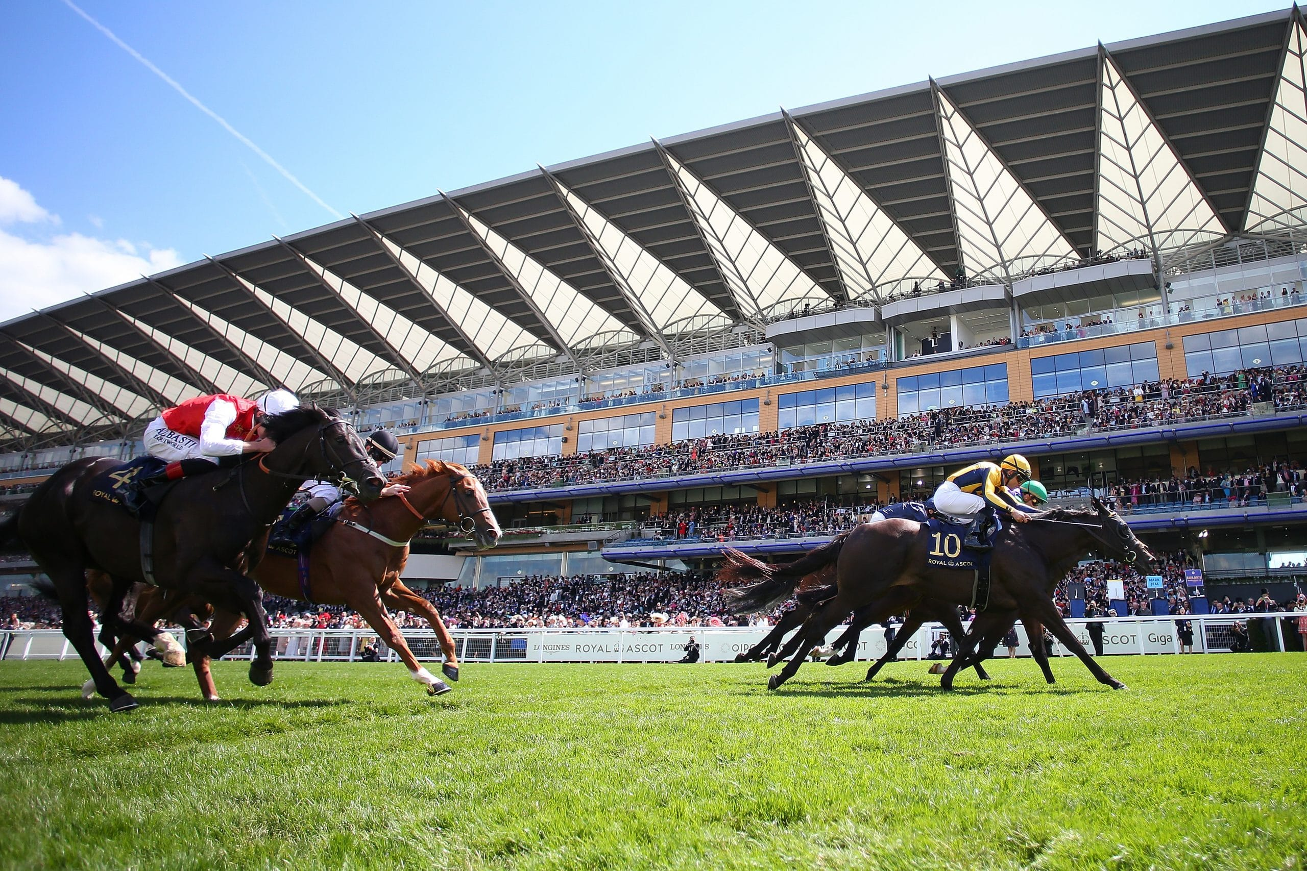 Colossus Bets' British Horse Racing review