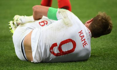 Harry Kane's injury