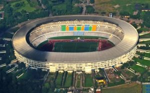 biggester football stadiums in the world