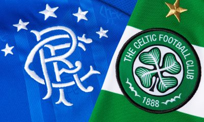 old firm derbies celtic and rangers game